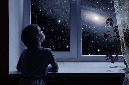Heimplanetarium Kind