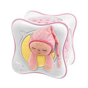 Chicco Regenbogenprojektor, rosa
